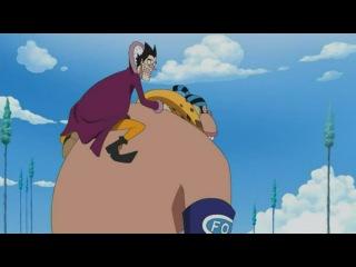 Ван Пис / One Piece - 215-216 серия (Субтитры)
