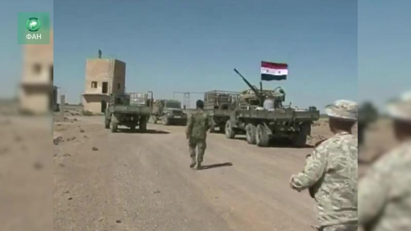 Сирия САА укрепила контроль над наблюдательными пунктами в Эс-Сувейде