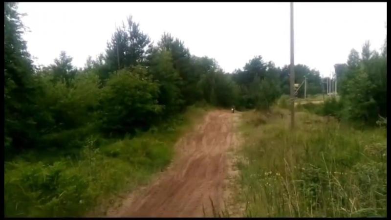 Мототрек Кировск