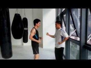 Ngang Kiu Wing Chun: Counter with Tan Sao & Jum Sao 硬桥咏春拳:防守反击