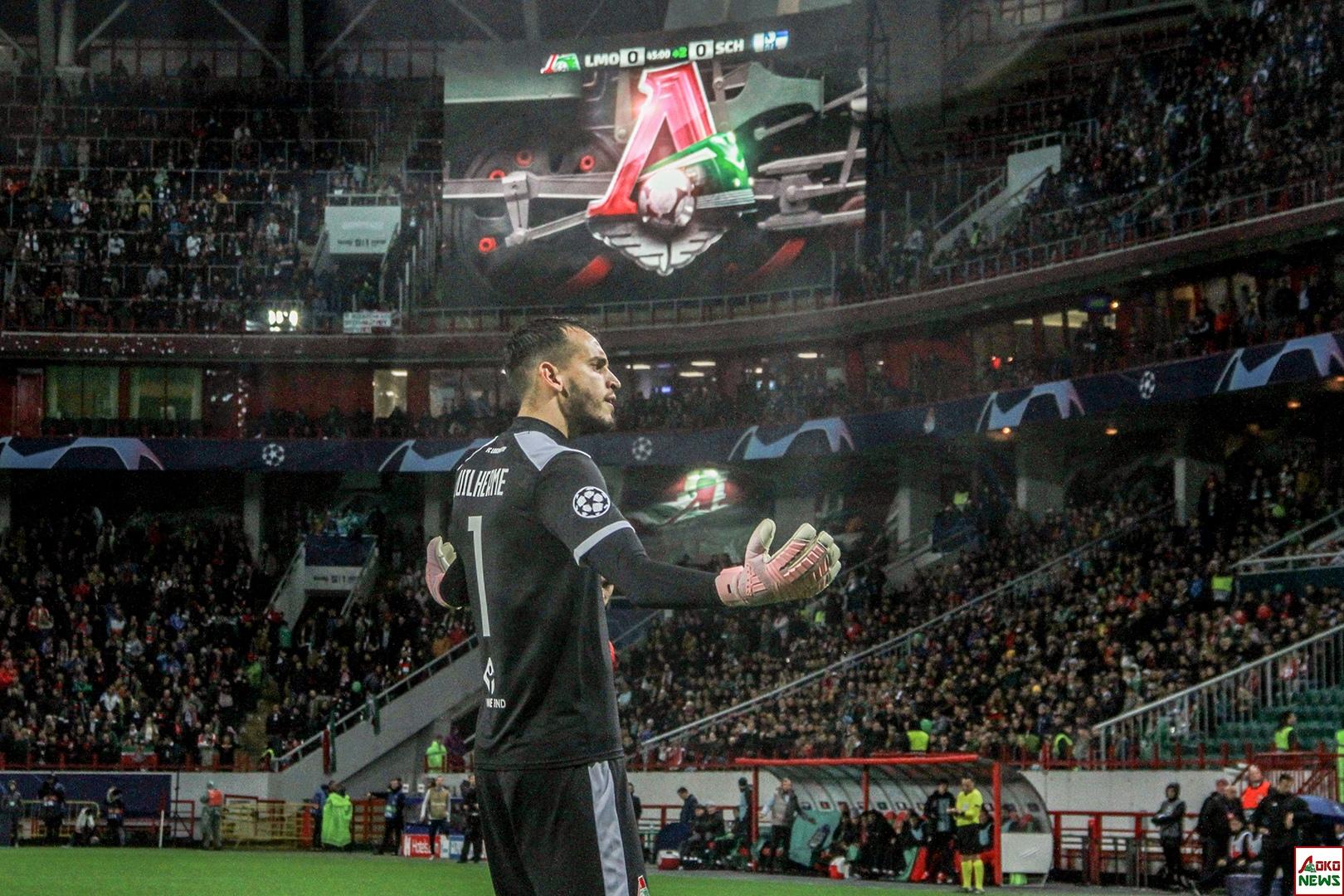 Маринато Гилерме. Фото: Дмитрий Бурдонов / Loko.News