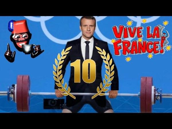 VIVE LA FRANCE ! 10 : Racisme ordinaire, Mauvaises blagues en série Macron VS hôpitaux !