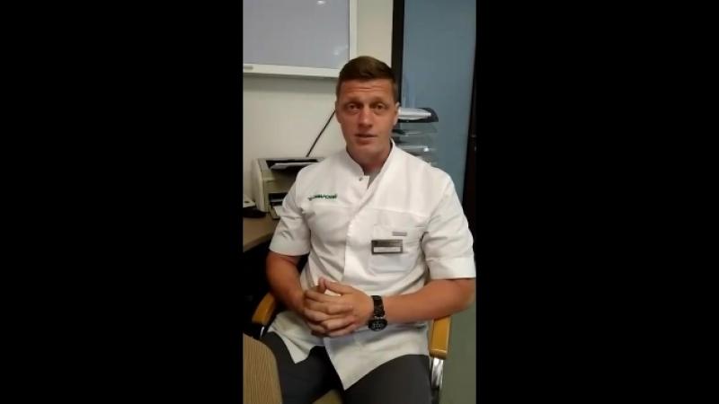 Врач-ортопед, мануальный терапевт, спортивный врач Андреев А.С.