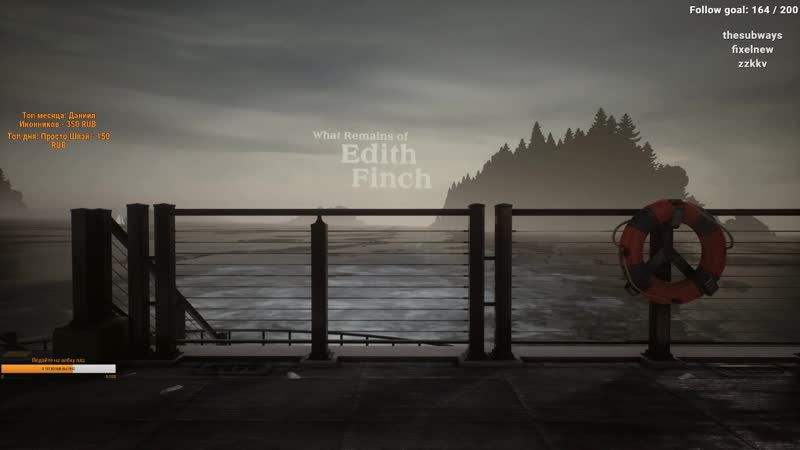 What Remains of Edith Finch часть 1
