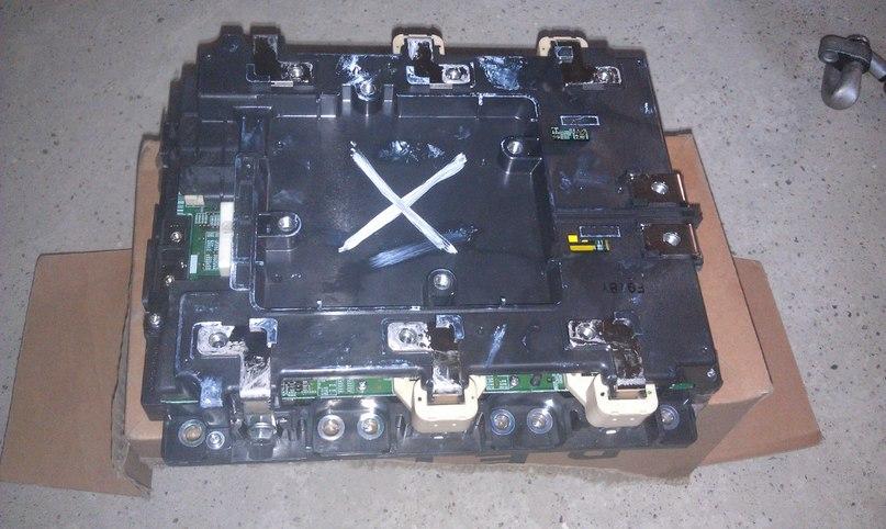исм плата инвертора инвертор lexus rx400h