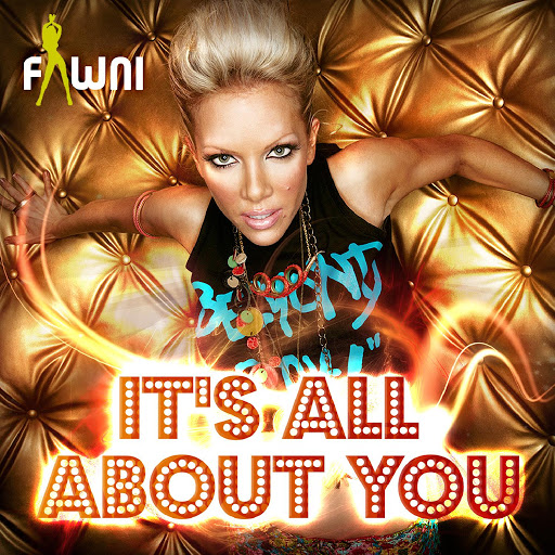 Fawni альбом It's All About You (Dubstep Remixes)
