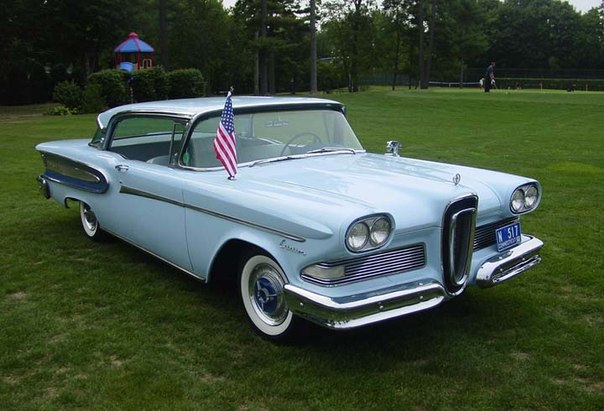 Edsel Citation Hardtop '1958