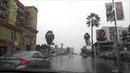 Большое путешествие по Америке. Лос Анджелес на автомобиле. Голливуд бульвар.