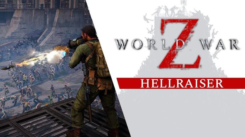 World War Z - Hellraiser Class