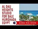 Al Dau Heights Studio for Sale, Hurghada, Egypt Global Real Estate