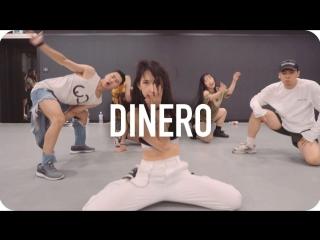 1Million dance studio Dinero - Jennifer Lopez (ft. DJ Khaled & Cardi B) / Mina Myoung Choreography