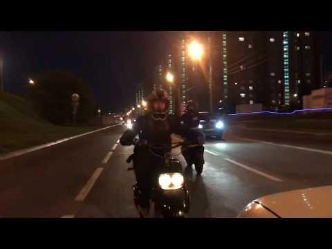 Night ride pechka