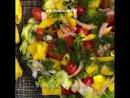 Вкусный летний салат.