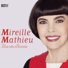 Mireille Mathieu альбом Une vie d'amour