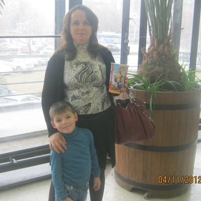 Ольга Сатлер, 2 января , Новосибирск, id134962371