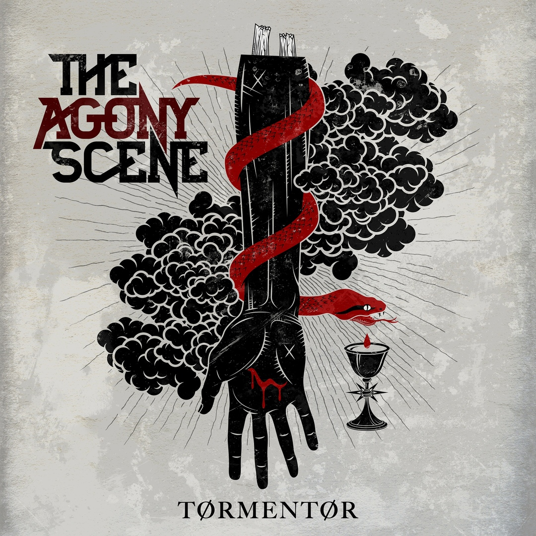 The Agony Scene - Serpent's Tongue [single] (2018)