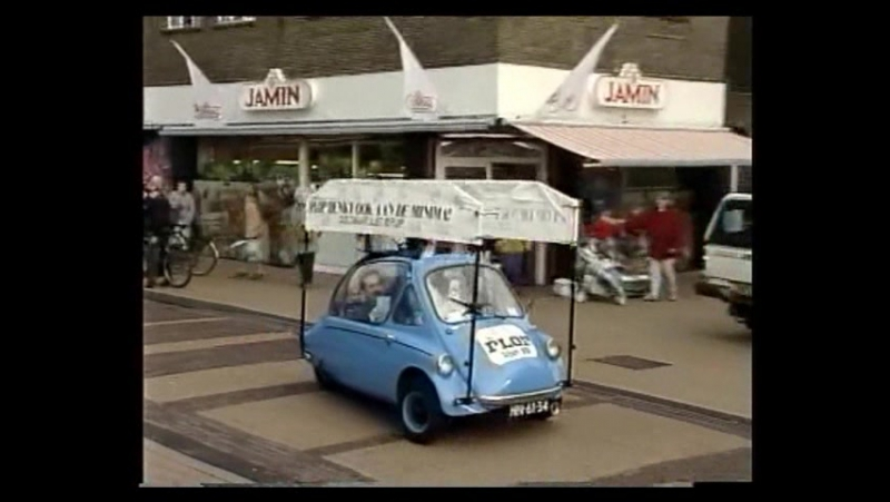 Willem Homan ( 1994, PLOP....net voor en net na de verkiezingen!)