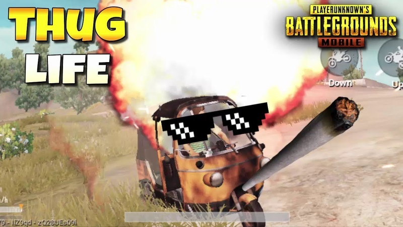 PUBG Mobile Thug Life 30 (PUBG Mobile Fails Funny Moments)