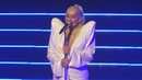 Christina Talks About Her Struggles Twice Christina Aguilera@MGM Oxon Hill, MD 9/30/18