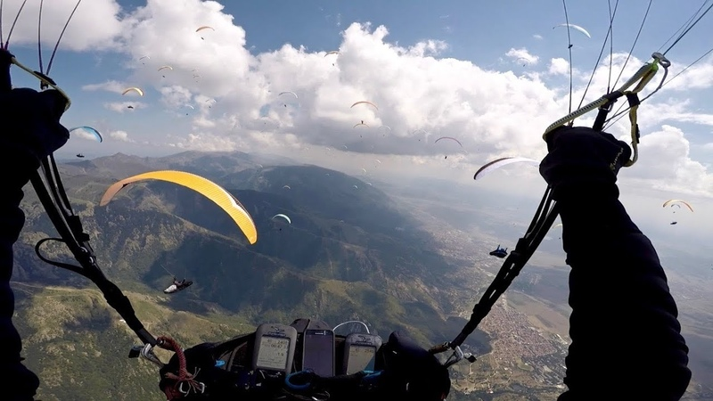 Paragliding World Cup Bulgaria | Task 1