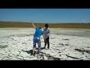 На грязевых озёрах