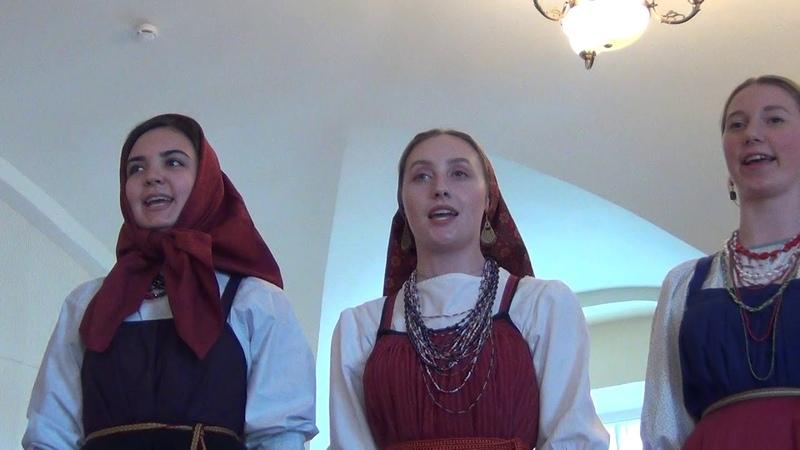 Не было ветру. Калинино. Пермский. Болотова Ирина. Tradition. Folklore. 전통. את השיר