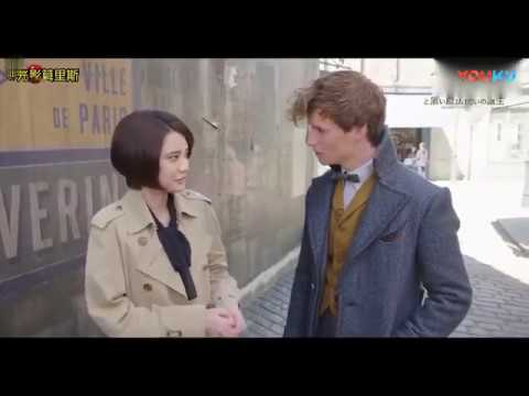 Fantastic Beasts, The Crimes of Grindelwald - Eddie Redmayne interview for TOHO Cinemas