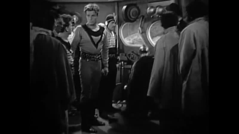 Бак Роджерс 1939 серия 2