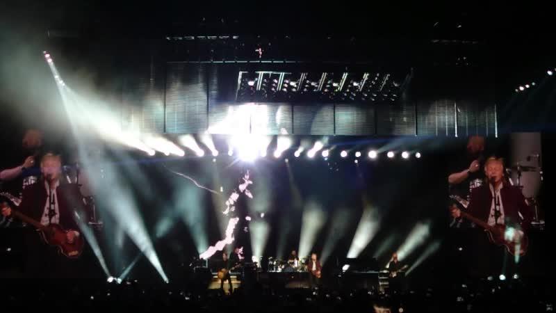 Paul McCartney - A Hard Day's Night. Tauron Arena Kraków. 03/12/2018