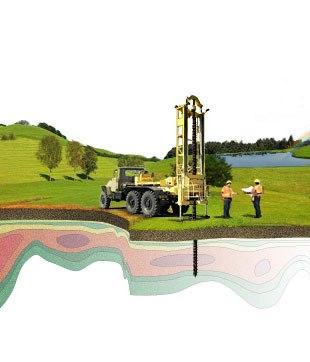 геологические изыскания почвы