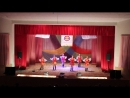Танцевальный коллектив Версаль танец Ромашка