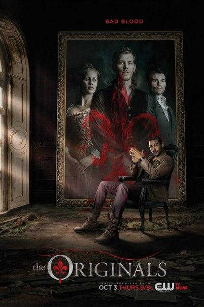 сериал The Originals, 2013