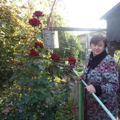 Галина Иванова-Тригуб, 19 января , Москва, id189724284