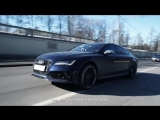 DT Test Drive 1000 HP Audi RS7
