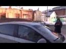 Провокаторы разбили машину активиста ЭкоВахты.