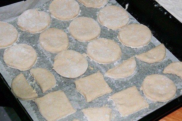 Яблочное печенье с корицей Ингредиенты: Мука — 2 стак. Сахар