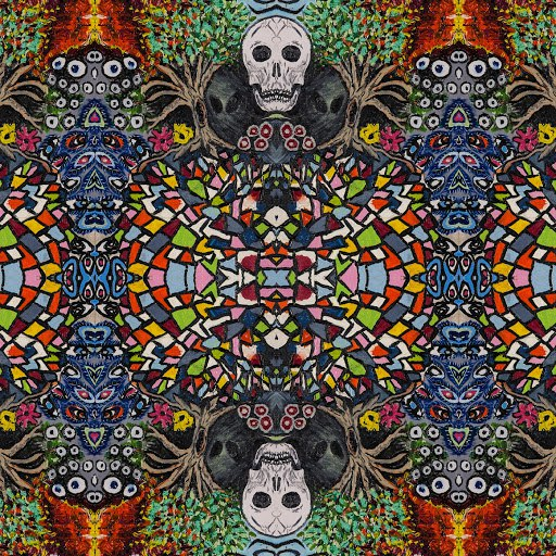 RUN DMT альбом Revolutionaire Re-Imagined Vol. 2