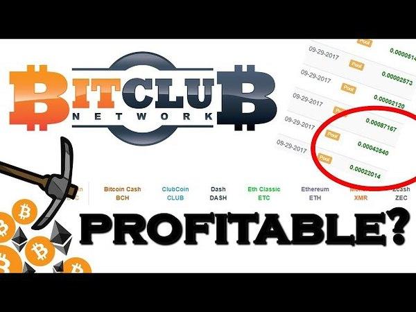 Investing in Bitcoin BitClub network 12-minute presentation.