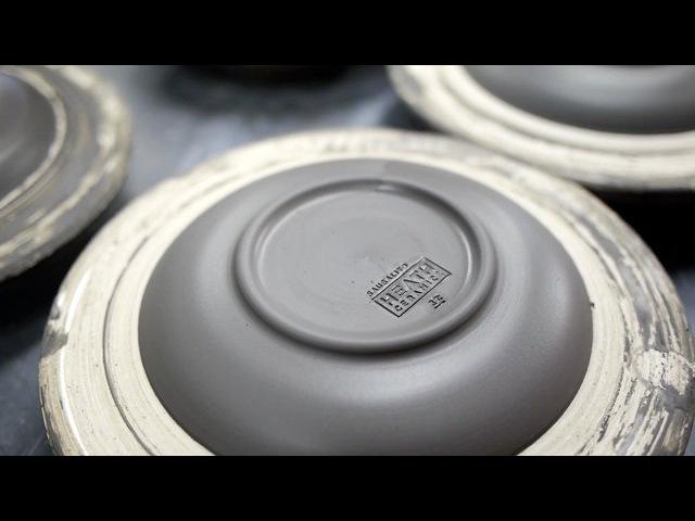 Heath Ceramics Factory Tour