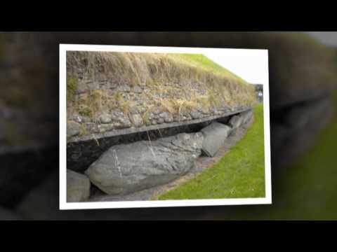 About Newgrange dolmen. О дольмене Ньюгрейндж.