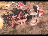 Камянская картофелекопалка для мотоблока Мотор Сич Видео 3