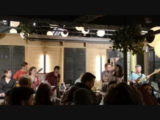 Amazin' five в баре pub nopub, октябрь 2018