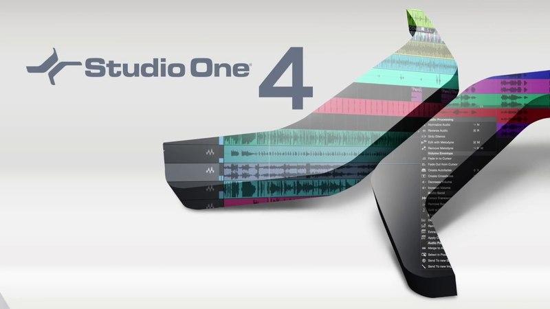 PreSonus—Studio One 4 Now Available