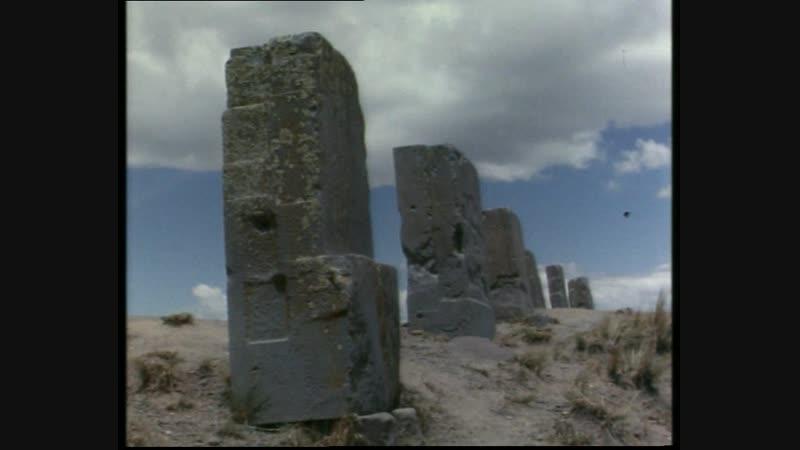 37-1 Легенда озера Титикака (Одиссея Жака Кусто HD 1990г)