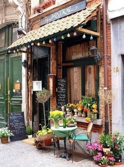Французские улочки