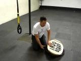 Серфинг 3 упражнения с балансбордом и петлями TRX. Вы готовы к жести?
