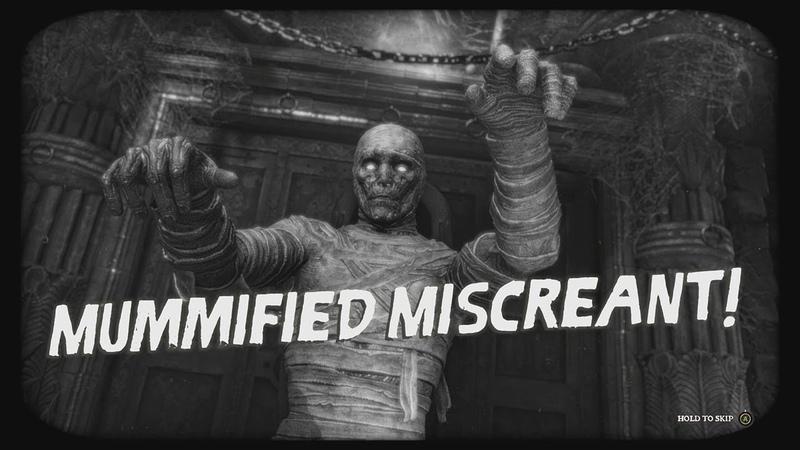 Strange Brigade - Evil Mummy Boss Fight Gameplay