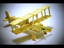 Matchstick Craft Ideas | Art and Craft Ideas | How to Make Airplane From Matchstick for Show Piece