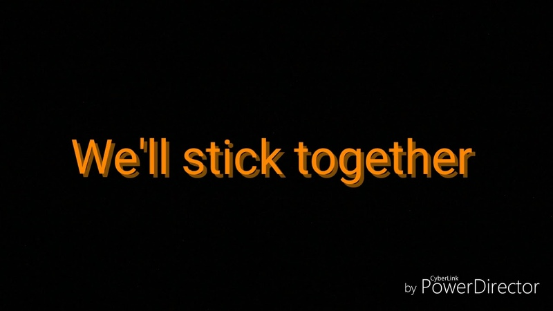 Song Recommended By • Bella • (Elias Naslin - Stick Together) LYRICS!