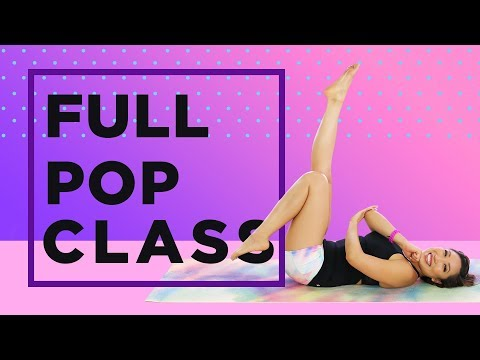 *Special* Full Length 1 Hour POP Pilates Class!